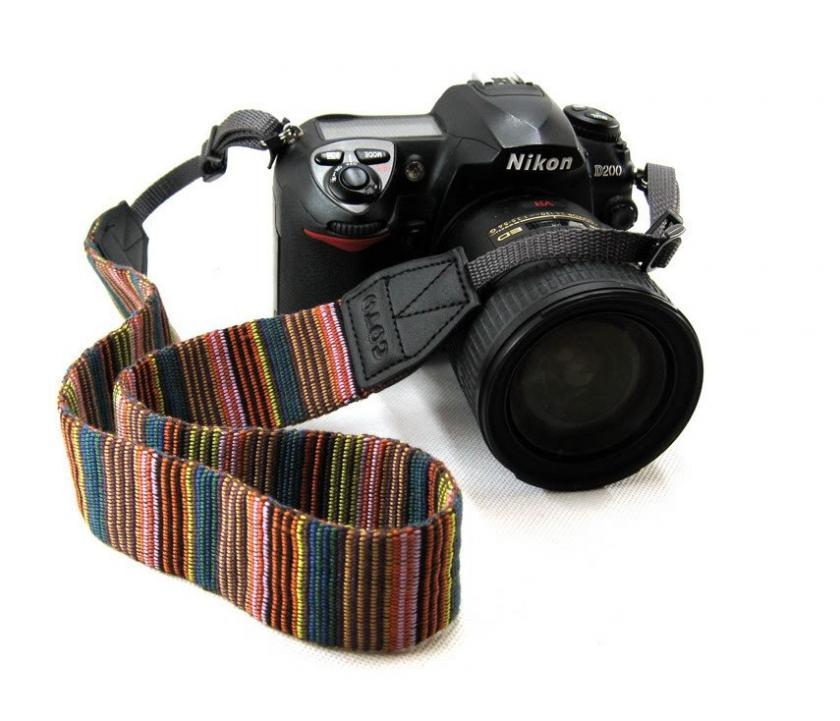 Как сделать ремень для фотоаппарата